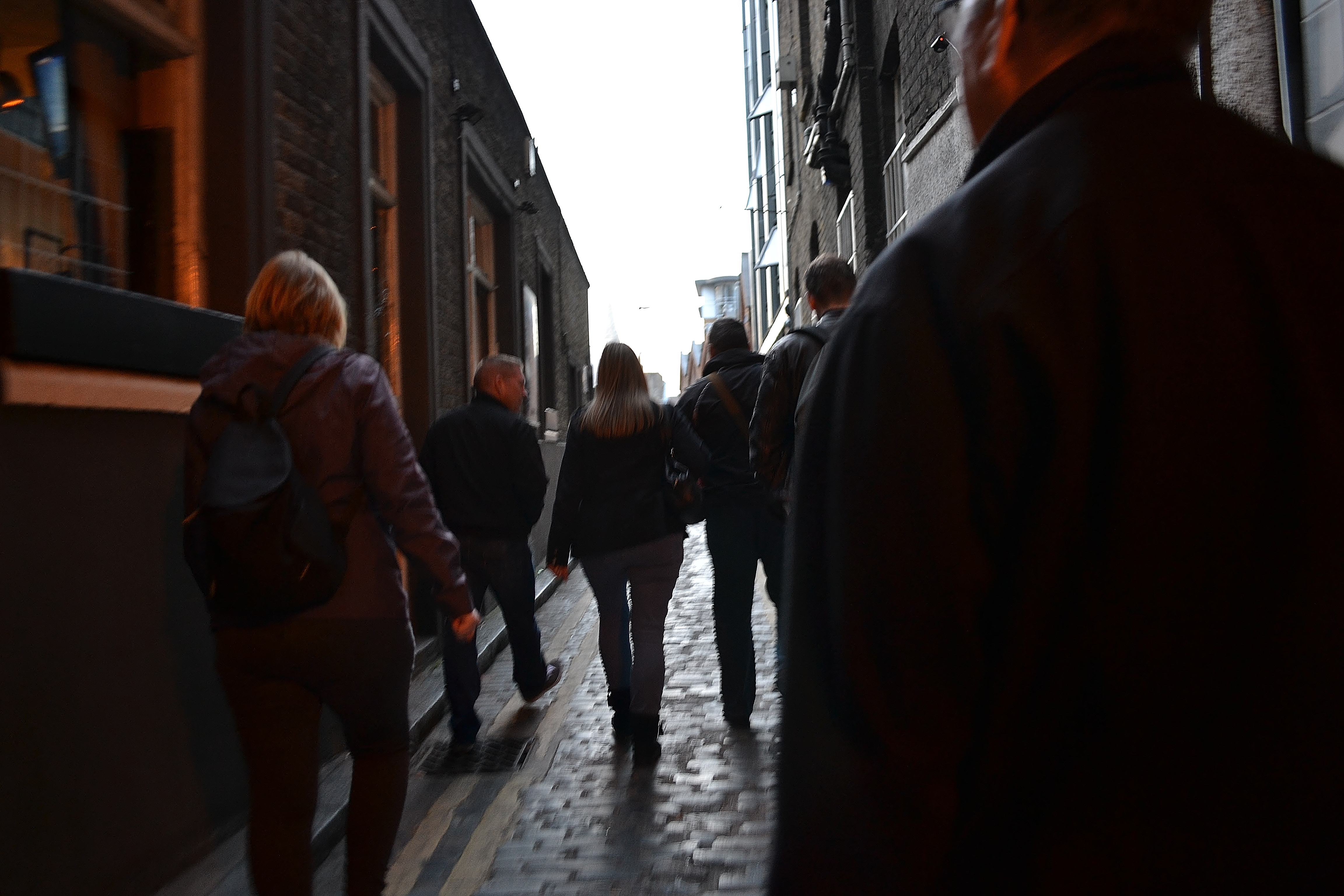 The Ripping Yarns - Jack the Ripper walking tour
